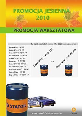 Profitstat Promocja jesienna
