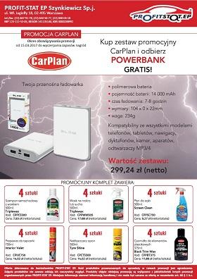 Profitstat Promocja Powerbank 2017